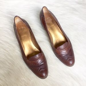 Joan & David Genuine Leather Loafers Sz 8.5